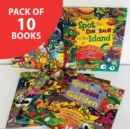 Image for Spot the... (pack of 10 books) : Packed with things to spot and facts to discover!