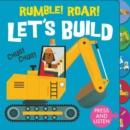 Image for Rumble roar! Let's build!