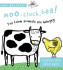Image for Moo, cluck, baa! The farm animals are hungry