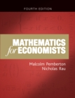Image for Mathematics for economists  : an introductory textbook