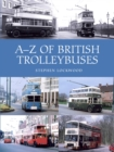 Image for A-Z of British trolleybuses