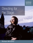 Image for Directing for the stage