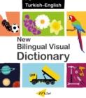 Image for New bilingual visual dictionary: English-Turkish