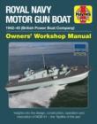 Image for Royal Navy Motor Gun Boat manual  : MGB 81 (British power boats) 1942-45