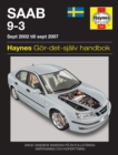 Image for Saab 9-3 owner's workshop manual