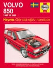 Image for Volvo 850 service and repair manual  : 92-96