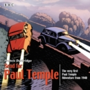 Image for Send for Paul Temple  : a 1940 full-cast production of Paul's very first adventure
