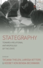 Image for Stategraphy  : toward a relational anthropology of the state