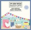 Image for Great British Bake off Family Organiser Official 2017 Square Calendar