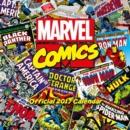 Image for Marvel Comics Classic Official 2017 Square Calendar