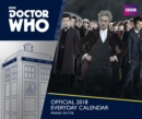 Image for Doctor Who Official 2018 Desk Block Calendar
