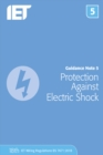 Image for Protection against electric shock