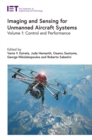 Image for Imaging and Sensing for Unmanned Aircraft Systems: Control and Performance : Volume 1