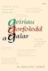 Image for Geiriau, gorfoledd a galar