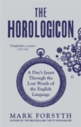 Image for The horologicon  : a day's jaunt through the lost words of the English language