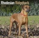 Image for Rhodesian Ridgeback Calendar 2018