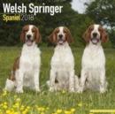 Image for Welsh Springer Spaniel Calendar 2018