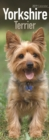 Image for Yorkshire Terrier Slim Calendar 2019