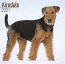 Image for Airedale 2021 Wall Calendar