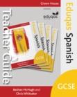 Image for Eduqas GCSE Spanish: Teacher guide