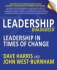Image for Leadership dialogues II  : leadership in times of change