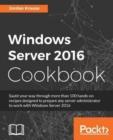 Image for Windows Server 2016 Cookbook