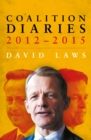 Image for Coalition diaries 2012-2015