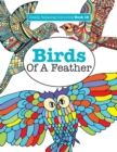 Image for Really Relaxing Colouring Book 18 : Birds of a Feather