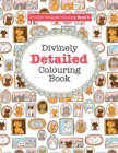 Image for Divinely Detailed Colouring Book 9