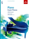 Image for Piano Exam Pieces 2019 & 2020, ABRSM Grade 5 : Selected from the 2019 & 2020 syllabus