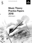 Image for Music theory past papers 2018ABRSM grade 5