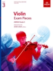 Image for Violin Exam Pieces 2020-2023, ABRSM Grade 3, Score & Part : Selected from the 2020-2023 syllabus