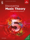 Image for Discovering Music Theory, The ABRSM Grade 5 Workbook