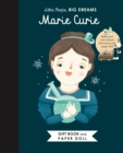 Image for Little People, BIG DREAMS: Marie Curie Book and Paper Doll Gift Edition Set