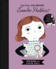 Image for Little People, BIG DREAMS: Emmeline Pankhurst Book and Paper Doll Gift Edition Set