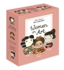 Image for Little People, Big Dreams: Women in Art : 3 Books from the Best-Selling Series! Coco Chanel - Frida Kahlo - Audrey Hepburn