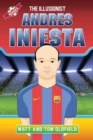 Image for Andrâes Iniesta  : the illusionist