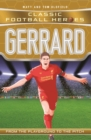 Image for Gerrard  : from the playground to the pitch