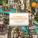 Image for The World of Shakespeare : 1000-Piece Jigsaw Puzzle