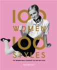 Image for 100 women, 100 styles