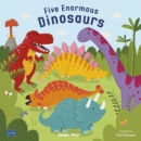 Image for Five enormous dinosaurs