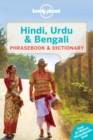 Image for Hindi, Urdu & Bengali phrasebook