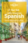 Image for Lonely Planet fast talk Latin American Spanish