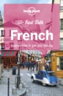 Image for Lonely Planet fast talk French