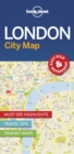 Image for Lonely Planet London City Map