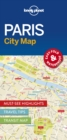 Image for Lonely Planet Paris City Map
