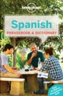 Image for Spanish phrasebook & dictionary