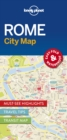 Image for Lonely Planet Rome City Map