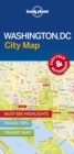 Image for Lonely Planet Washington DC City Map