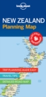 Image for Lonely Planet New Zealand Planning Map